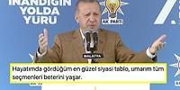 Cumhurbaşkanı Erdoğan'ın 'Evimize Ekmek Götüremiyoruz' Diyen Esnafa Verdiği Cevap Sosyal Medyanın Gündeminde