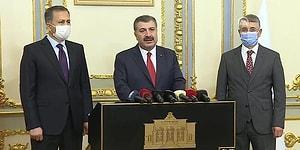 Fahrettin Koca İstanbul'un Korona Tablosunu Değerlendirdi: 'Gelinen Nokta Daha Kuralcı ve Disiplinli Olmalıyız'