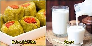 Dünyanın Geri Kalanında ve Özellikle Batı Dünyasında Pek Bilinmeyen, Sadece Bize Özgü Olan 12 Yiyecek