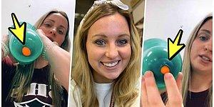 Bir Balon ve Pinpon Topu Kullanarak Doğum Sürecini Anlattığı Video ile TikTok'ta Tıklanma Rekorları Kıran Öğretmen