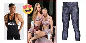 Spor Yapan Kadınlara ve Erkeklere Özel En Rahat Fitness Giyim Önerileri