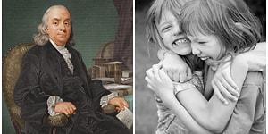 İnsanların Sizi Sevmesini Sağlamanın En Basit ve Etkili Yolu: Benjamin Franklin Etkisi