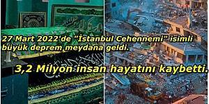 Büyük İstanbul Depremi 2022'de mi? İmam-ı Rabbani'nin 2000'li Yılların İstanbul'u Hakkında Söyledikleri Sizi Epey Şaşırtacak!