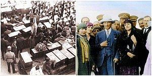 Cumhuriyetimizin 97. Yılı Kutlu Olsun! 29 Tarihi Fotoğrafla 29 Ekim