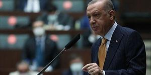 Erdoğan'dan Charlie Hebdo'ya Tepki: 'Namussuzlar'