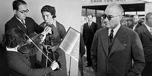 """Müziksiz Devrim de Olmaz Cumhuriyet de! Ulu Önder Atatürk Diyor ki: """"En Güç Devrim Müzik Devrimidir"""""""