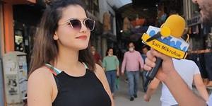 'Cumhuriyet Nedir?' Sorusuna 'Adaletsizlik' Diyen Kadın 'Türkiye Cumhuriyeti Ne Zaman Kurulmuştur?' Sorusunda Afalladı