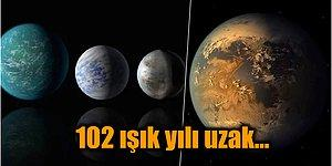 Dünya'ya Şimdiye Kadar En Çok Benzeyen Yeni Bir Gezegen Keşfedildi!