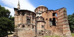 Müzeden Camiye Çevrilmişti: Hazırlıkların Devam Ettiği Kariye'de Açılış Ertelendi