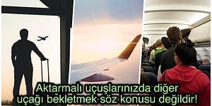 Uçak İle Seyahat Ederken Aklınızdan Çıkarmamanız Gereken Birbirinden Önemli 20 Davranış