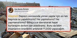 Deprem Sonrası Yapılması Gerekenleri Özetleyen Bu Paylaşım, Siz de Dahil Pek Çok Kişinin Hayatını Kurtarabilir!