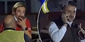 İzmir'de Enkaz Altında Kalan Buse ile Bakan Pakdemirli Telefon ile Konuştu: 'Köpekleri Salın Ben de Kedi Sesi Çıkartayım, Beni Bulurlar'