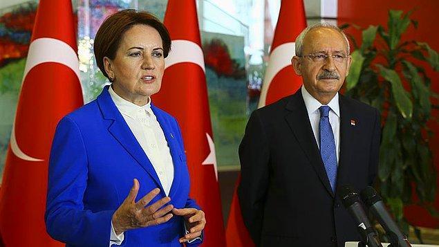22:50 Kılıçdaroğlu ve Akşener İzmir'e gidiyor