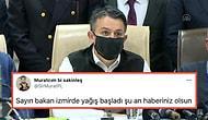 İzmir'de Önümüzdeki Günlerde Yağış Olmadığını Müjdeleyen Tarım Bakanı Bekir Pakdemirli'nin Açıklamaları Tepkilerin Odağında