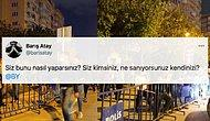 İzmir Depremi Sonrası Binali Yıldırım'ın Gelmesiyle Vatandaşların Çatlak Binaların Önünde Bekletilmesi Tepkilere Neden Oldu