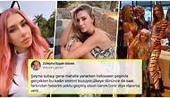 İzmir Depreminin Ardından Pandemi Kurallarını Hiçe Sayarak Cadılar Bayramı Partisine Katılan Şeyma Subaşı Tepkilerin Odağında!