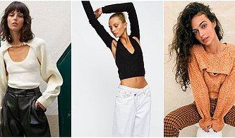 Onsuz 2000'ler Modası Olur mu? Bir Dönemin Nefret Edilen Kıyafeti Bolero Küçük Değişikliklerle Geri Döndü