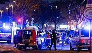 Viyana'da 6 Farklı Noktada Saldırı Düzenlendi: 4 Kişi Hayatını Kaybetti