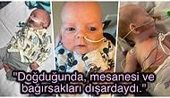Karın Ağrısından Dolayı Apandisit Şüphesiyle Çağırdığı Ambulansta Doğum Yaparken Hamile Olduğunu Öğrenen Kadın