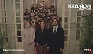 Masumlar Apartmanı Dizisi de İzmir'i Unutmadı: Geçmiş Olsun İzmir, Geçmiş Olsun Türkiye