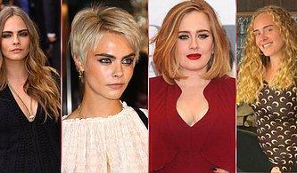 Ayrılık Sonrası Soluğu Kuaförde Alıp Saçlarında Değişiklik Yapan 15 Yabancı Ünlü