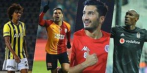 İsimleri Bile Yeter! Süper Lig'de Şu Anda Forma Giyen En Kariyerli 23 Futbolcu