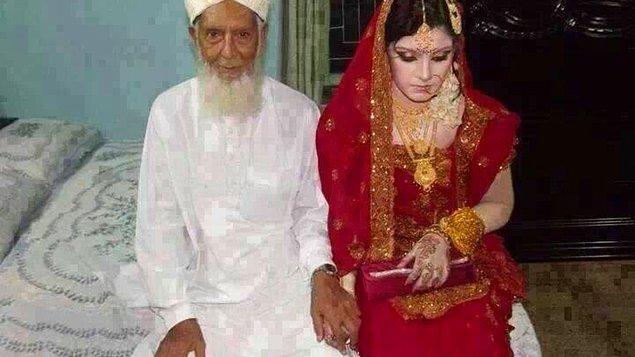 Evlilikler genelde şöyledir, erkekler bir kadınla evlenir ve dünyaları birleşir.