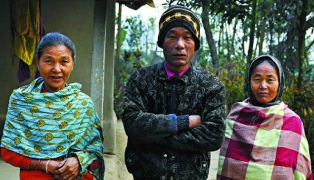 'Mandi' isimli kabile Bangladeş'te bulunuyor.