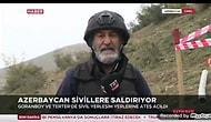 TRT'de Yine KJ Hatası: 'Azerbaycan Sivillere Saldırıyor' Yazısı Sosyal Medyanın Gündeminde