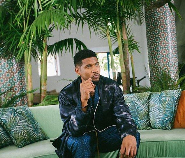 7. Usher