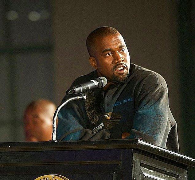 1. Kanye West