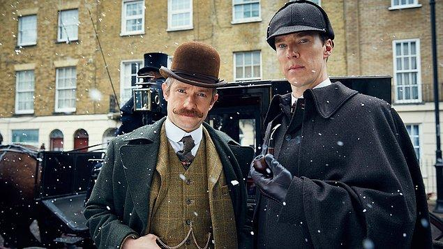 8. John H. Watson