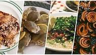 Güzel Akdeniz'imizin Birbirinden Güzel ve Hafif Yöresel 11 Yemeği