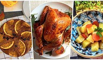 Hazır Mevsimi Gelmişken Vitamin Depomuz Portakal ile Yapabileceğimiz Hem Tatlı Hem Tuzlu 11 Harika Tarif