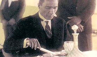Saygıyla Anıyoruz! Aramızdan Ayrılışının 82. Yılında Atatürk'ün Sevdiği Yemekler ve Tarifleri