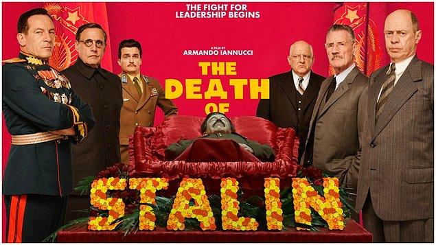 15. The Death of Stalin (2017)