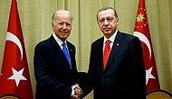 Cumhurbaşkanı Erdoğan, ABD Başkanı Seçilen Biden'ı Tebrik Etti
