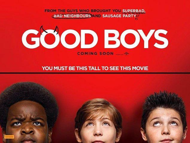 10. Good Boys (2019)