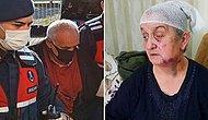 Yaşlı Kadını Darp Edip Bileziklerini Gasbeden Şüpheli Komşusu Çıktı
