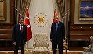 Yeni Bir Görev mi Verilecek? Cumhurbaşkanı Erdoğan ve Melih Gökçek Beştepe'de Görüştü