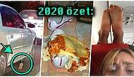 Gördükleri Birbirinden Absürt Fotoğrafları Kabus Gibi Geçen 2020 Yılına Benzeten 20 Zeki Mizahşör