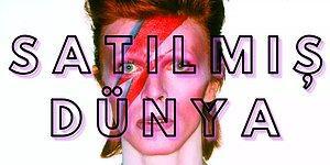 """David Bowie Efsanesinin Bize Armağan Ettiği """"Man Who Sold The World"""" ve Aşırı Sağlam Cover'ları"""