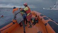 74 Göçmeni Yutan Akdeniz'de Batan Tekneden Kurtarılan Annenin Çığlıkları Yürekleri Dağladı: 'Bebeğimi Kaybettim'