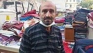 Depremzedelerin Battaniyelerini Satan Kişi Hurdacı Çıktı: 'Halkın Hizmetine Sunuyorum'