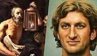 Büyük İskender'in Bütün İnsanlığa Verdiği Tarihi Ayar: 'İskender Olmasaydım Diyojen Olmak İsterdim'
