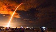 NASA 4 Astronotu Taşıyan SpaceX'e Ait Uzay Aracını Fırlattı