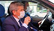 Belediye Başkanı Sokak Sokak Dolaşıp Koronavirüs Uyarısı Yaptı