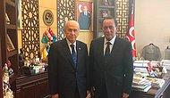 Bahçeli, Kılıçdaroğlu'nu Tehdit Eden Çakıcı'ya Sahip Çıktı: 'Benim Dava Arkadaşımdır'
