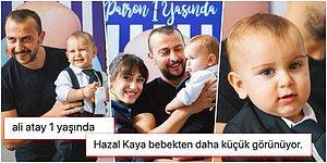 Patron 1 Yaşında! Hazal Kaya ve Ali Atay Çiftinin Bebekleri Fikret Ali İçin Düzenledikleri Doğum Günü Partisi Gündem Oldu