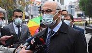 İzmir Valisi Köşger: Depremden Sonra Pozitif Vaka ve Virüs Kaynaklı Vefat Sayıları 3 Katına Çıktı